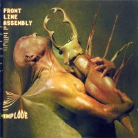 "FRONT LINE ASSEMBLY ""IMPLODE"" (CD)"