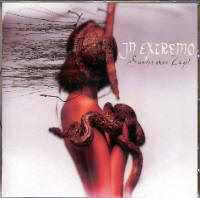"IN EXTREMO ""SUENDER OHNE ZUEGEL"" (CD)"