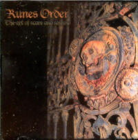 "RUNES ORDER ""THE ART OF SCARE AND SORROW"" (CD)"