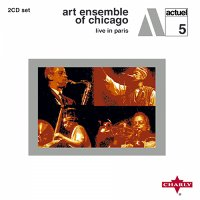 "ART ENSEMBLE OF CHICAGO ""LIVE IN PARIS"" (2CD)"