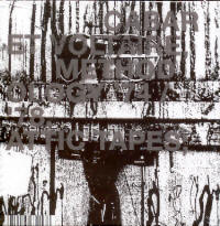 "CABARET VOLTAIRE ""METHODOLOGY' 74/78-THE ATTIC TAPES"" (3CD)"