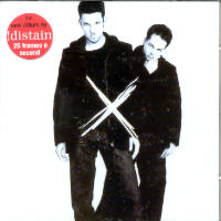 "!DISTAIN ""25 FRAMES A SECOND"" (CD)"