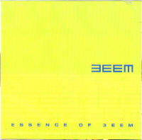 "3EEM ""ESSENCE OF 3EEM"" (CD)"