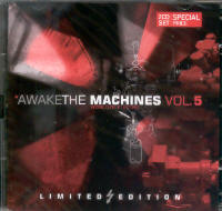 "V/A ""AWAKE THE MACHINES, VOL. 5"" (CD)"