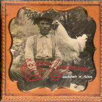 "16 HORSEPOWER ""SACKCLOTH 'N' ASHES"" (CD)"