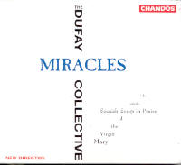 "V/C ""MIRACLES: 13TH CENTURY SPANISH SONGS"" (CD)"