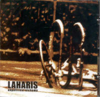 "LAHARSIS ""UNPOLITICAL ALCHEMY"" (CD)"