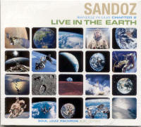 "SANDOZ ""SANDOZ IN DUB CHAPTER 2. LIVE IN THE EARTH"" (CD)"