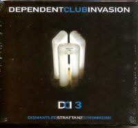 "V/A ""DEPENDENT CLUB INVASION, VOL. 3"" (3CD (ED. LIM.))"