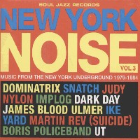 "V/A ""NEW YORK NOISE 3-MUSIC FROM THE NY UNDERGROUND"" (CD)"