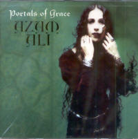 "ALI, AZAM ""PORTALS OF GRACE"" (CD)"