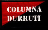 "COLUMNA DURRUTI ""P-15"" (PATCH)"