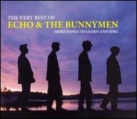 "ECHO & THE BUNNYMEN ""VERY BEST OF ECHO & THE BUNNYMEN: MORE SONGS TO LEARN AND SING"" (CD+DVD)"