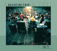 "AGITATION FREE ""LIVE '74. AT THE CLIFFS OF RIVER RHINE"" (CD)"