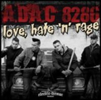 "A.D.A.C. 8286 ""LOVE, HAT 'N' RAGE"" (CD)"