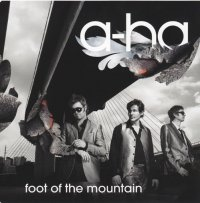 "A-HA ""FOOT OF THE MOUNTAIN"" (CDS)"