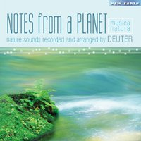"DEUTER ""NOTES FROM A PLANET"" (CD)"