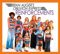 "AUGER'S OBLIVION EXPRESS ""REINFORCEMENTS/SEARCH PARTY"" (2CD)"
