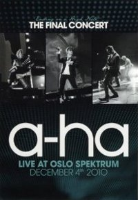 "A-HA ""ENDING ON A HIGH NOTE"" (DVD)"