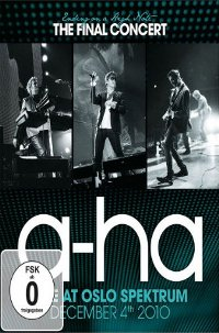 "A-HA ""ENDING ON A HIGH NOTE"" (BLU-RAY)"