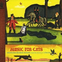 "KEY, CEVIN ""MUSIC FOR CATS"" (CD)"