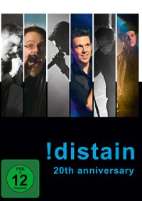 "!DISTAIN ""20TH ANNIVERSARY"" (DVD)"