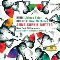 "RIHM, WOLFGANG & CURRIER, SEBASTIAN ""LICHTES SPIEL/TIME MACHINES"" (CD)"