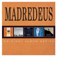 "MADREDEUS ""ORIGINAL ALBUM SERIES"" (5CD)"