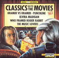"V/A ""CLASSICS GO TO THE MOVIES, VOL. 3"" (CD)"