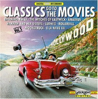 "V/A ""CLASSICS GO TO THE MOVIES, VOL. 5"" (CD)"