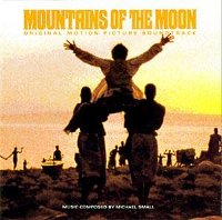 "SMALL, MICHAEL ""MOUNTAINS OF THE MOON (O.S.T.)"" (CD)"