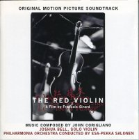 "BELL, JOSHUA ""THE RED VIOLIN (O.S.T.)"" (CD)"