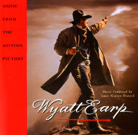 "NEWTON HOWARD, JAMES ""WYATT EARP (B.S.O.)"" (CD)"