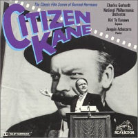 HERRMANN, BERNARD - CITIZEN KANE: THE CLASSIC FILM SCORES OF BERNARD HERRMANN CD