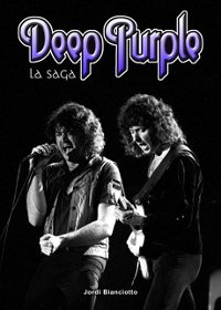 "BIANCIOTTO, JORDI/DEEP PURPLE ""DEEP PURPLE. LA SAGA"" (BOOK)"