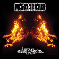 "MORDACIOUS ""SINISTER"" (CD)"