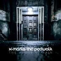 "X MARKS THE PEDWALK ""THE HOUSE OF RAIN"" (CD)"