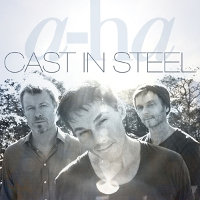 A-HA - CAST IN STEEL LP (LTD. ED.)