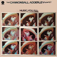 "ADDERLEY QUINTET, CANNONBALL ""MUSIC YOU ALL"" (CD)"