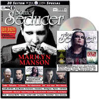 "SONIC SEDUCER ""Nº10/17"" (MAGAZINE+CD)"
