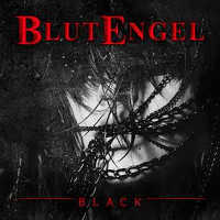 "BLUTENGEL ""BLACK (RED)"" (LP (ED. LIM.))"
