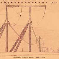 "V/A ""INTERFERENCIAS, VOL. 1 SPANISH SYNTH WAVE 1980-1989"" (2LP (ED. LIM.))"
