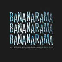 "BANANARAMA ""LIVE AT THE LONDON EVENTIM HAMMERSMITH APOLLO"" (2CD+DVD (ED. LIM.))"