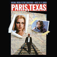 COODER, RY - PARIS, TEXAS (B.S.O) (WHITE) LP (LTD. ED.)