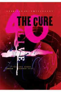 "THE CURE ""40 LIVE - CURÆTION 25 - ANNIVERSARY (LIMITED EDITION)"" (2DVD (LTD. ED.))"