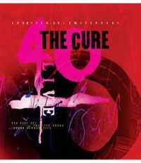 "THE CURE ""40 LIVE - CURÆTION 25 - ANNIVERSARY"" (2BLU-RAY)"