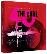THE CURE - 40 LIVE - CURÆTION 25 - ANNIVERSARY (DVD BOX - LIMITED EDITION) BOX (LTD. ED.)
