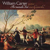 CARTER, WILLIAM - SOR:EARLY WORKS 2CD