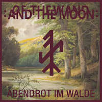 "OF THE WAND AND THE MOON - ABENDROT IM WALDE (RED) 7"" (ED. LIM.)"