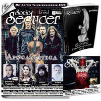 "SONIC SEDUCER ""Nº02/20"" (REVISTA+CD)"